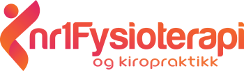 nr1 Fysioterapi og kiropraktikk Logo